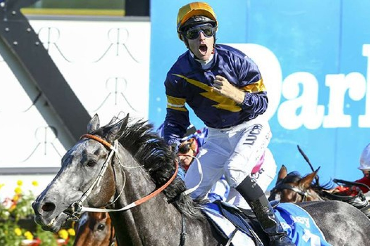 Chautauqua couldn't have been more impressive in winning the T J Smith Stakes at Randwick on Saturday, but did that automatically make him the world's best sprinter? Photo: Twitter