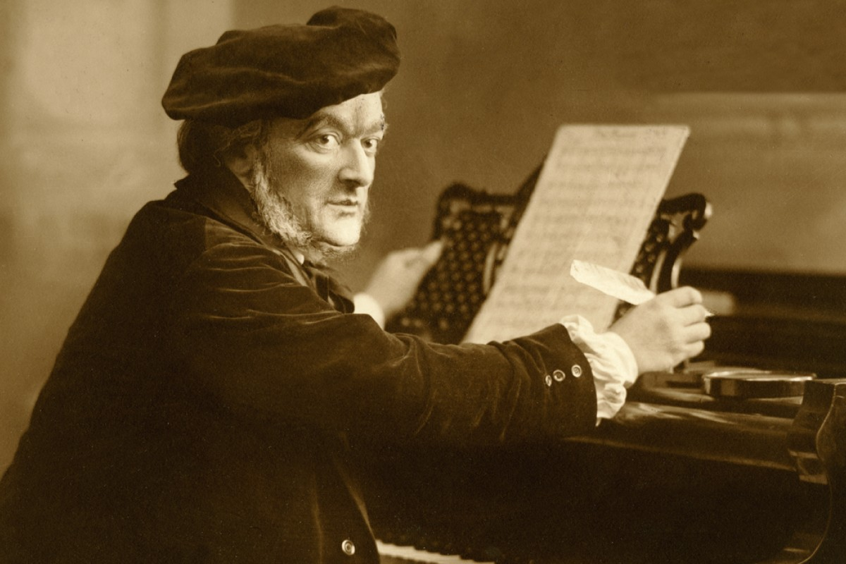 Richard Wagner. Photo: Corbis