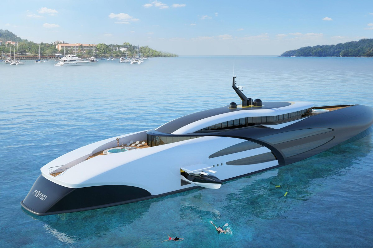 According to industry expert Harley O'Neill, defence and security accounts for as much as a quarter of the construction cost of a superyacht and 30 per cent of daily running costs. Keeping the world's rich and famous safe on the high seas has become a billion-dollar industry.