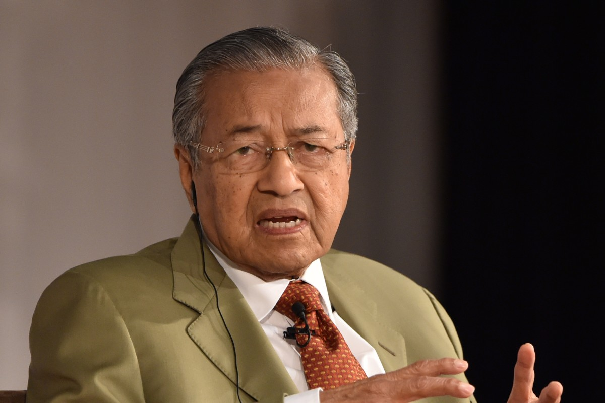 Malaysia PM says to negotiate deferment of high-speed rail link with Singapore