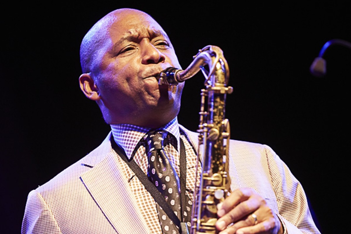 Branford Marsalis joins the City Chamber Orchestra of Hong Kong in a concert in April.