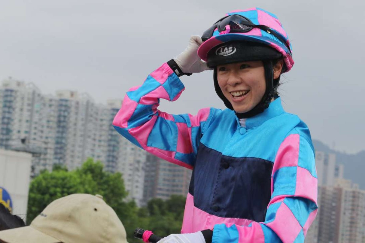 Gallant Rock was one of four winners ridden by Kei Chiong last Sunday, Photos: Kenneth Chan