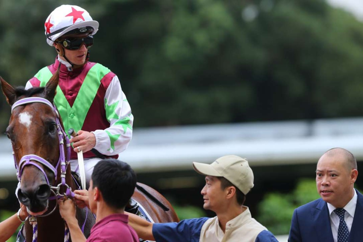 Fabulous One looks headed for some of the big sprint races next season. Photo: Kenneth Chan