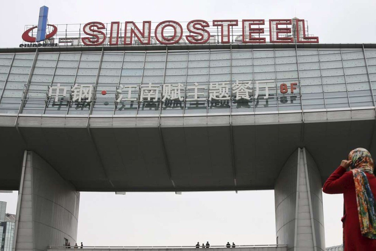 Sinosteel is a key state-owned enterprise. Photo: Reuters