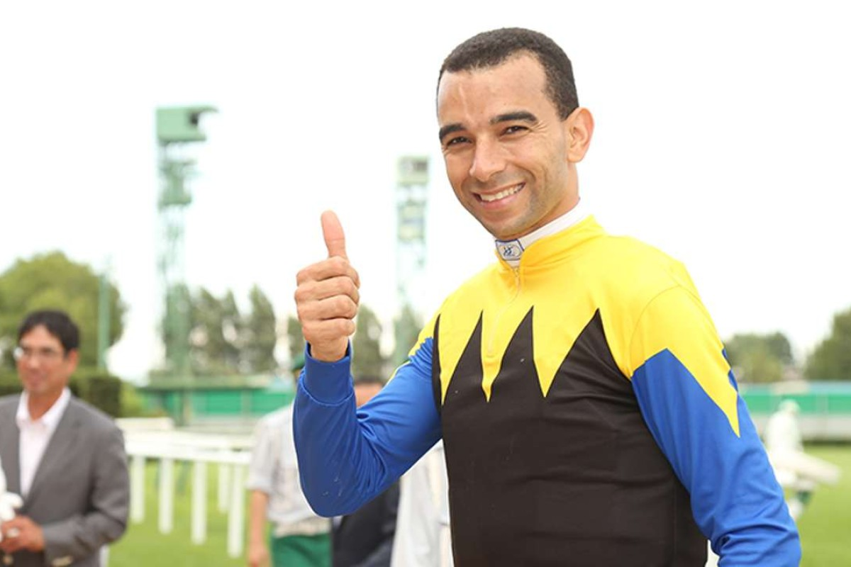 Joao Moreira recently took Japan by storm as his legion of fans continues to grow. Photo: Kenneth Chan