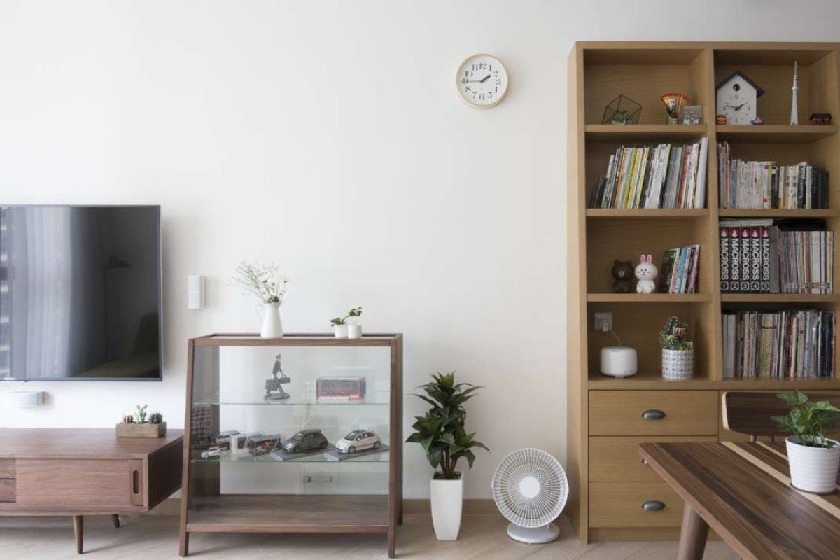 A Hong Kong Flat With A Very Japanese Interior And Hand Drip Coffee Post Magazine South