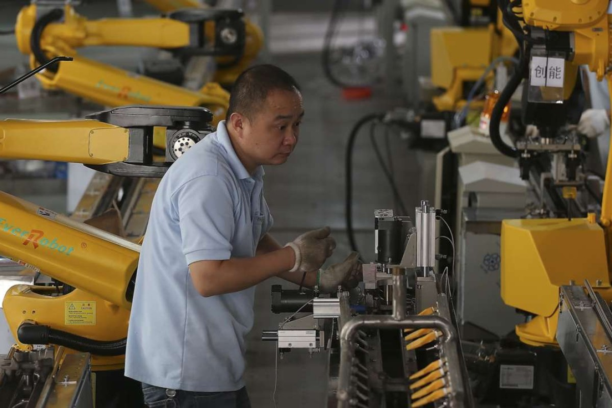 Surveys show that more than one third of jobs that people in the region do give them low levels of satisfaction. Photo: Reuters