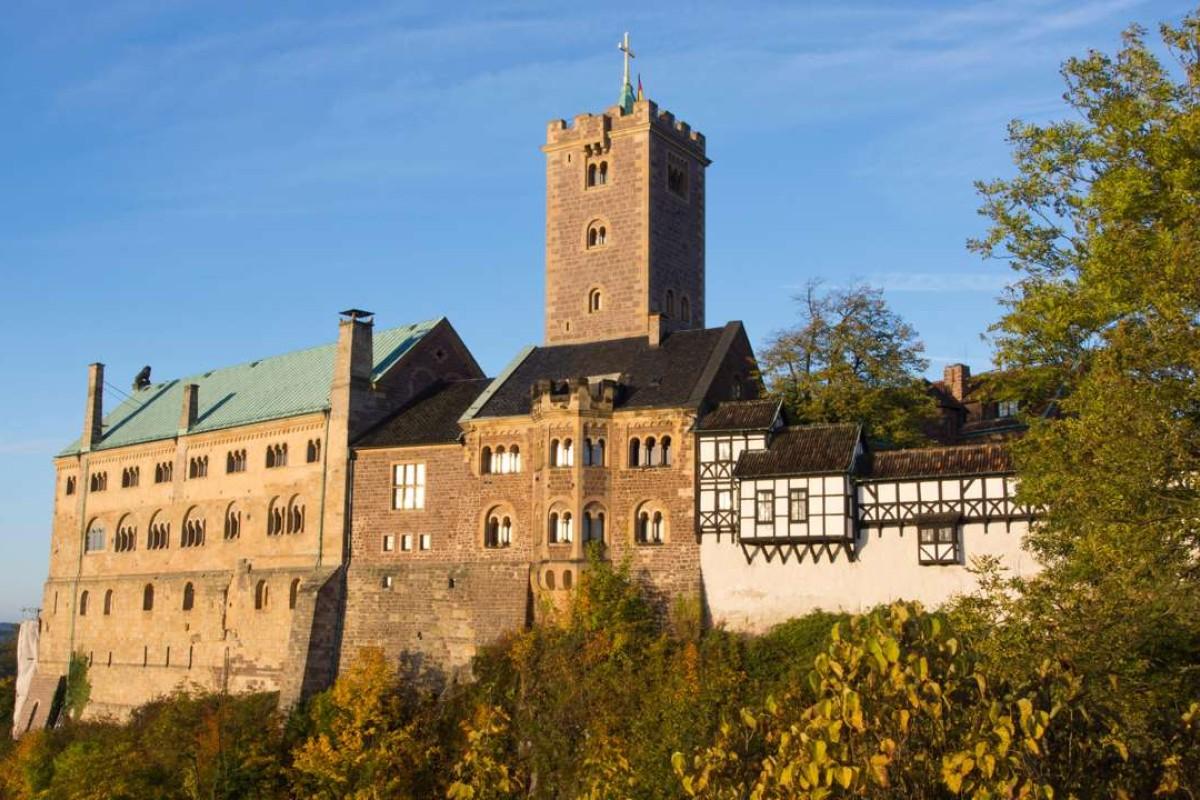 Wartburg Castle. Pictures: Alamy