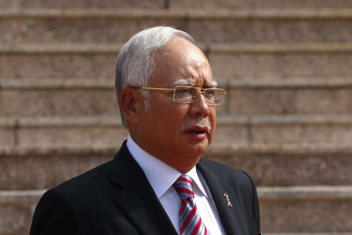 Malaysian Prime Minister Najib Razak. Photo: EPA