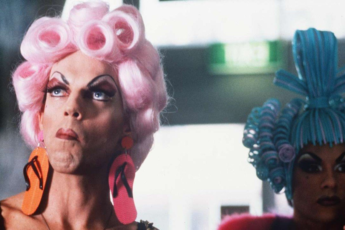 The 1994 Australian film Adventures of Priscilla, Queen of the Desert. A country with one of the largest LGBT events has tied itself in a knot over the marriage equality debate. Photo: AFP