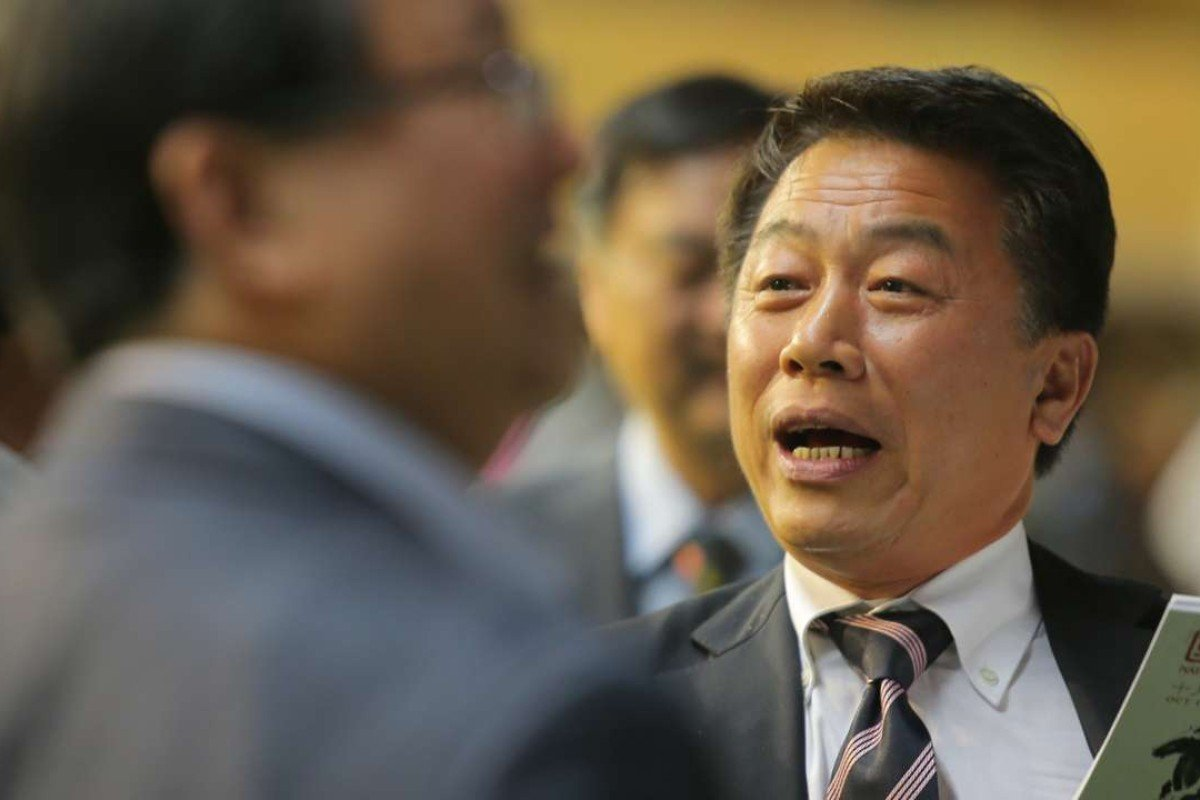 Trainer Ricky Yiu has a good record reserves in the market gain a start. Photos: Kenneth Chan