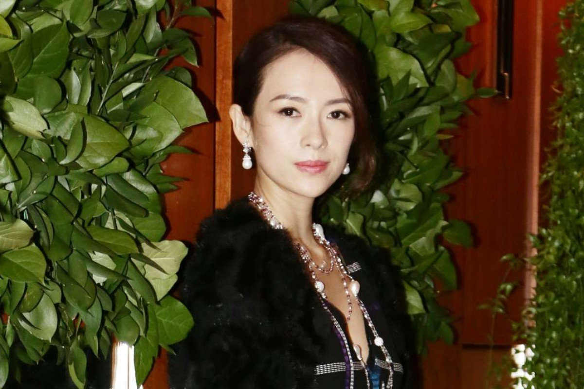 Zhang Ziyi at Tod's event in Tokyo