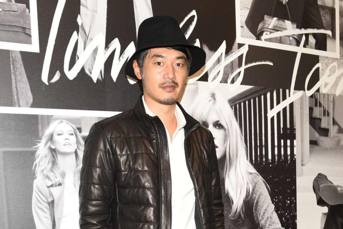 Hiroyuki Hirayama at Tod's event in Tokyo