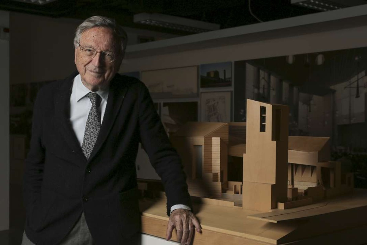 Rafael Moneo. Picture: Paul Yeung