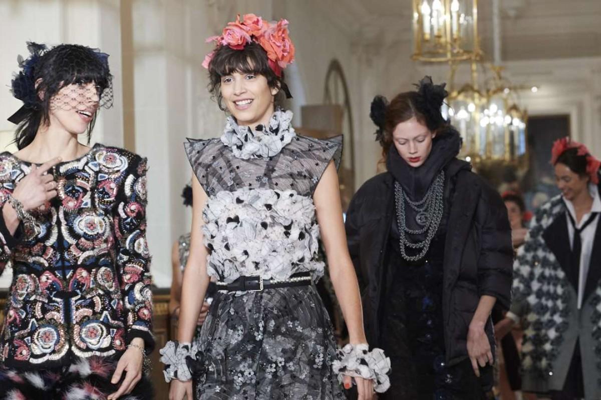 Chanel Cosmopolite 2016-17 Metiers d'art collection