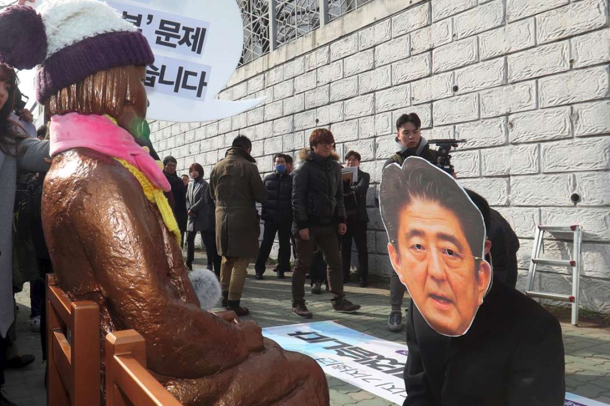 can korea handle the truth about japan's 'comfort women'? | this