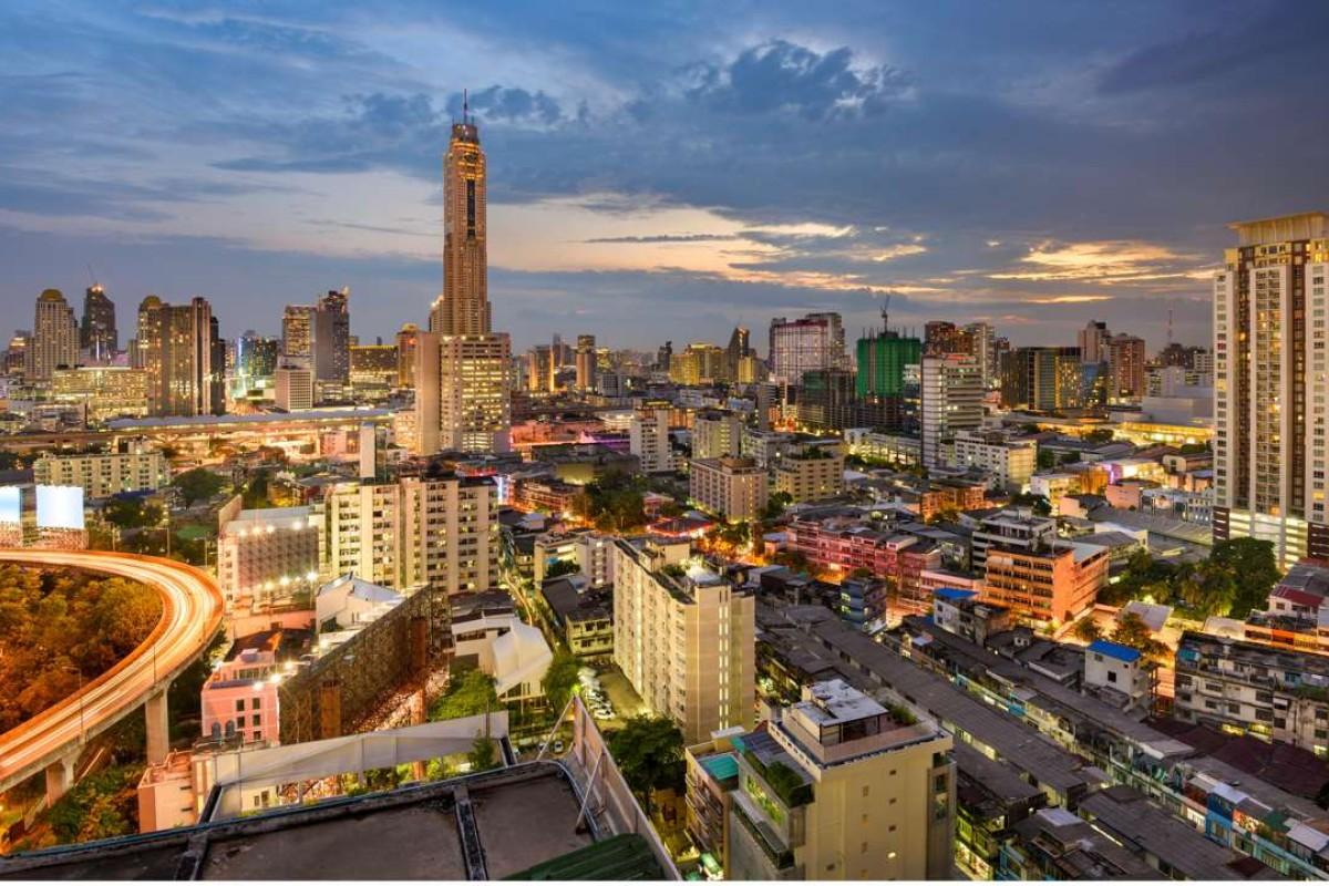 Bangkok. Picture: Alamy