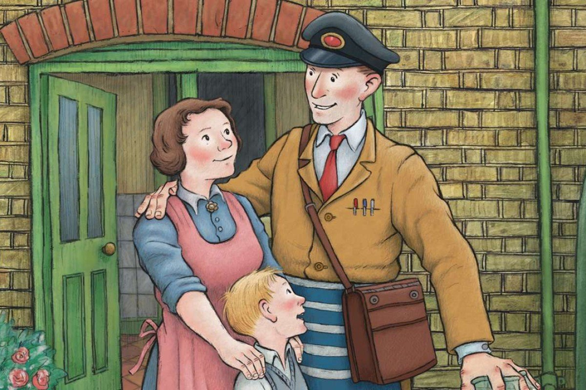 A still from Ethel & Ernest.