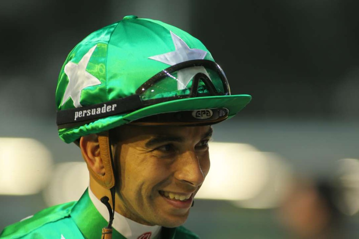 Joao Moreira. Photo: Kenneth Chan