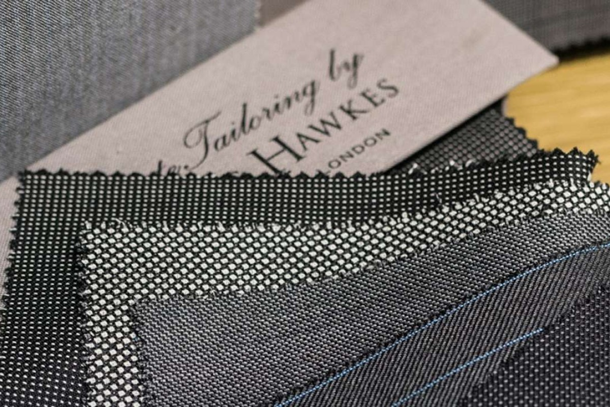 Gieves & Hawkes has opened a private tailoring store at the Mandarin Oriental Hong Kong.