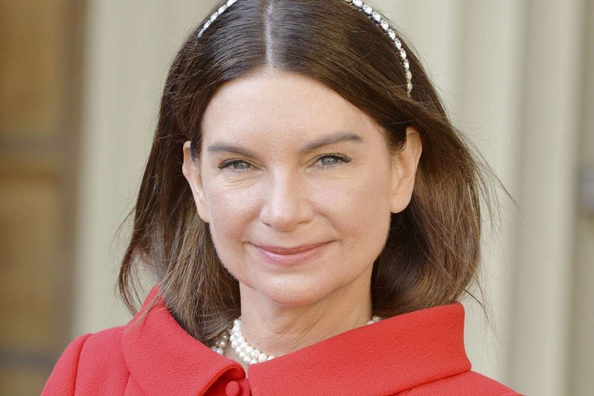 British fashion entrepreneur Natalie Massenet. Photo: AFP