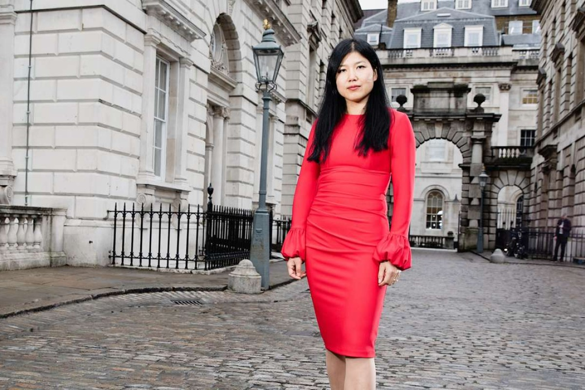 Yan Wang Preston at Somerset House, a contemporary arts and culture centre in London, open year-round to the public. Picture: Ki Price