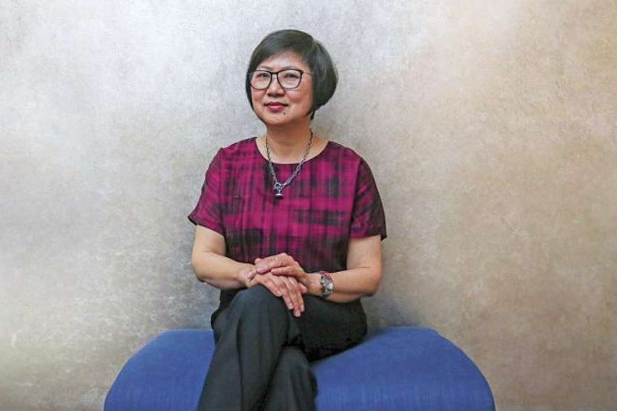 Ling Chan (born Chan Yuk Ling), founder of the Ling New York spa, in Macau. Photo: Jonathan Wong