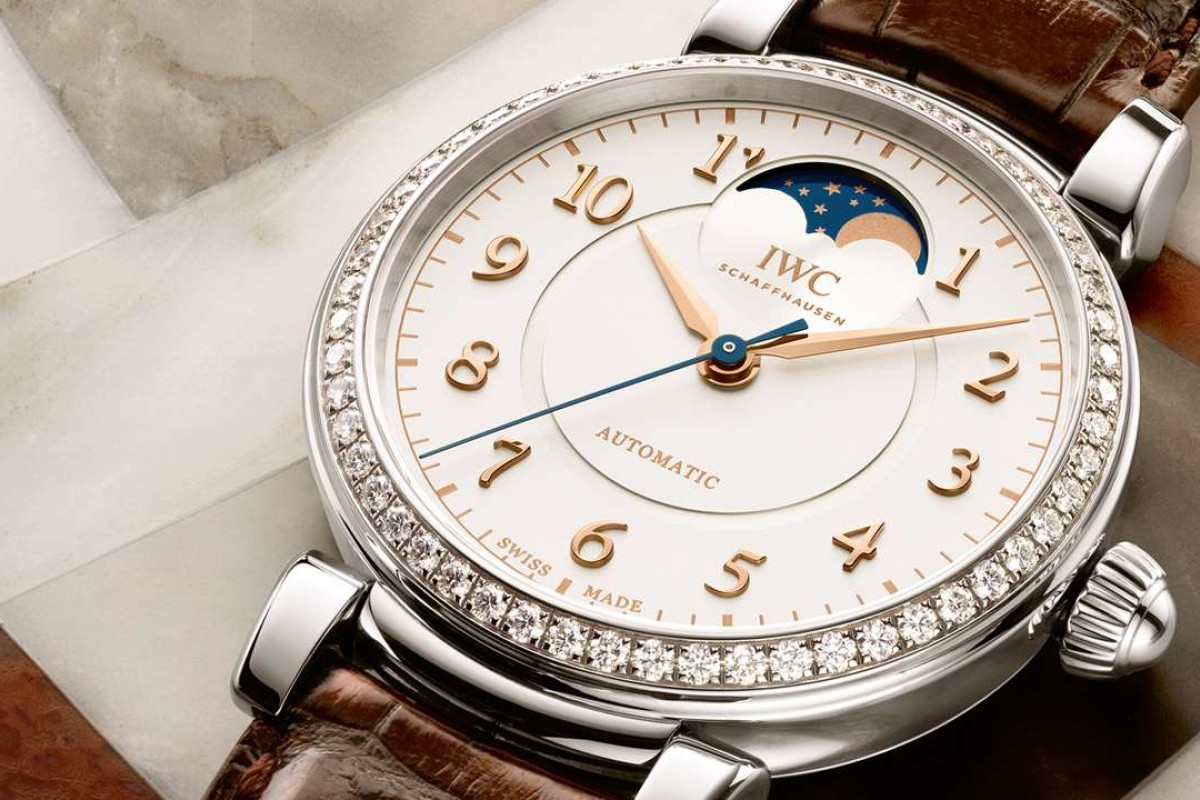 Da Vinci Automatic Moon Phase 36 for women