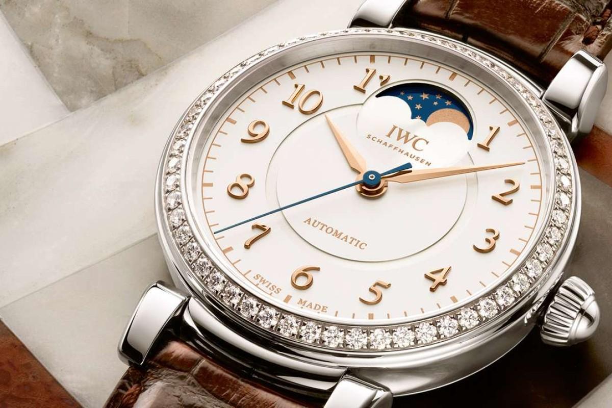 Da Vinci Automatic Moon Phase 36 for women