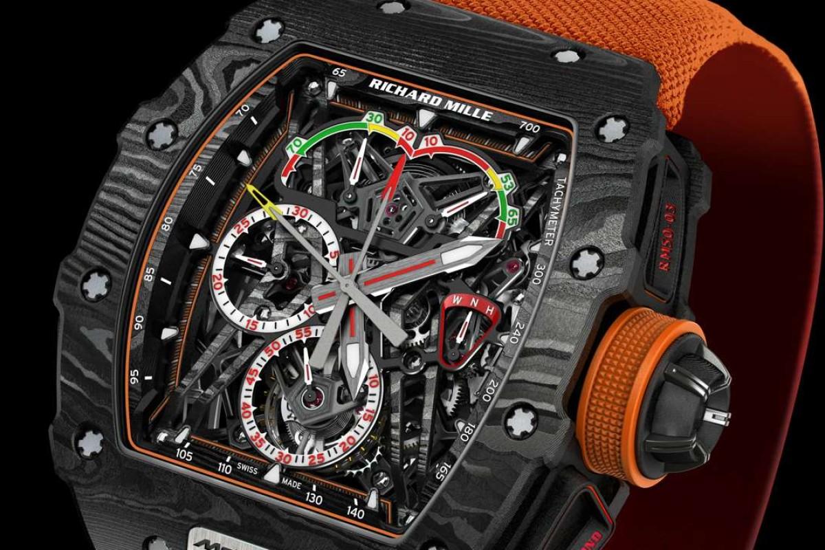RM 50-03 McLaren F1 timepiece