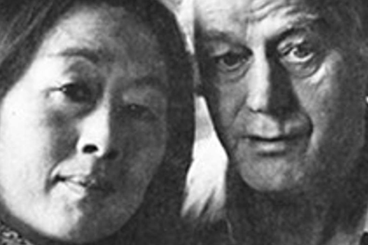 Writer Nieh Hualing, pictured with husband Paul Engle, is one of the 16 artists featured in Michelle Vosper's book.