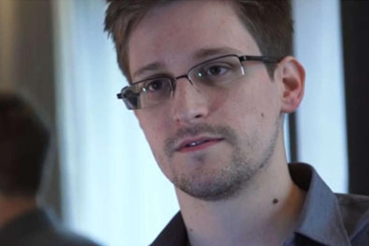 Edward Snowden. Picture: Reuters
