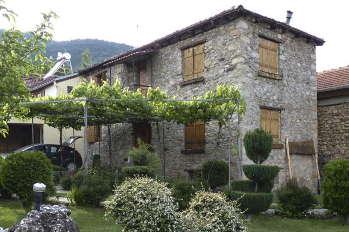 Villa Dihovo, Bitola, Macedonia.