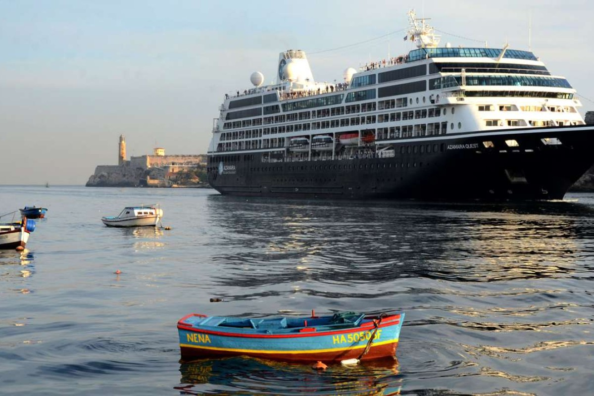 Luxury Cruise Liners Set Sights On Cuba Style Magazine South - Cuba cruise ship