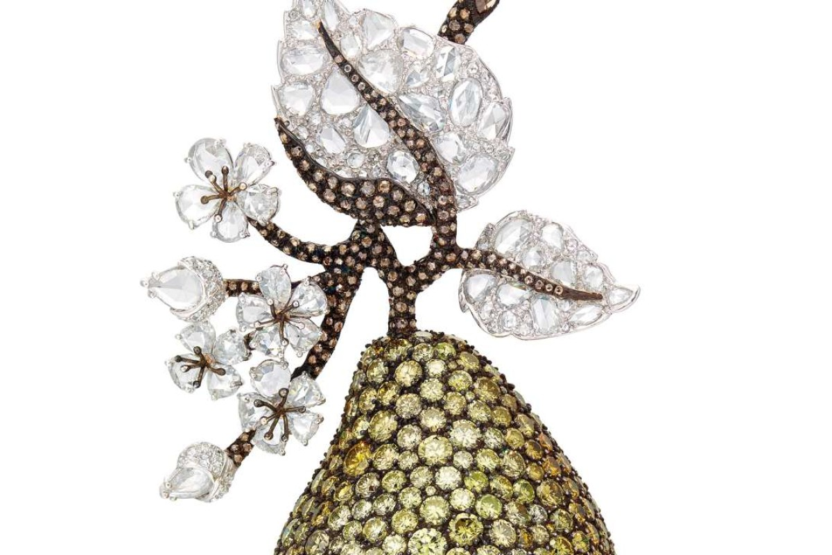Michelle Ong jewellery featured at Christie's spring sale 2017
