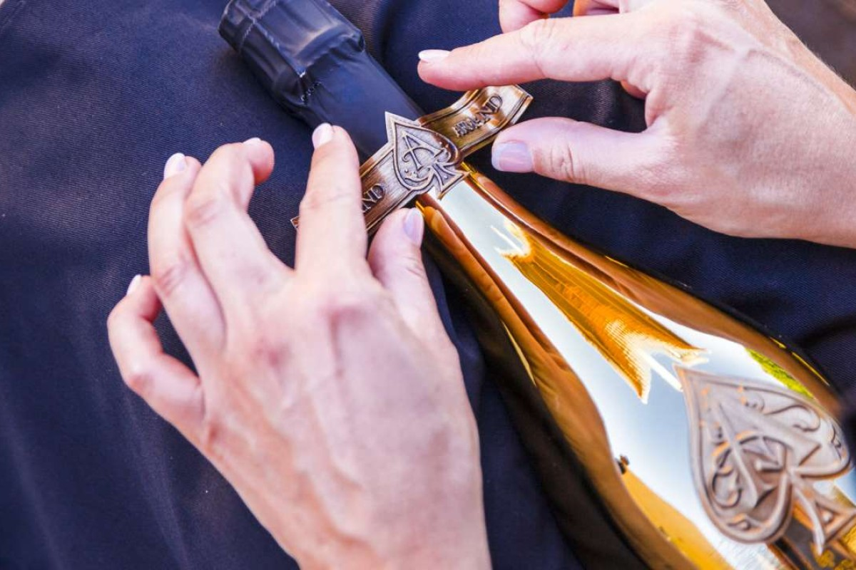 Armand de Brignac, Jay Z's champagne brand, is set to launch Blanc de Noirs Assemblage Two in Hong Kong this month