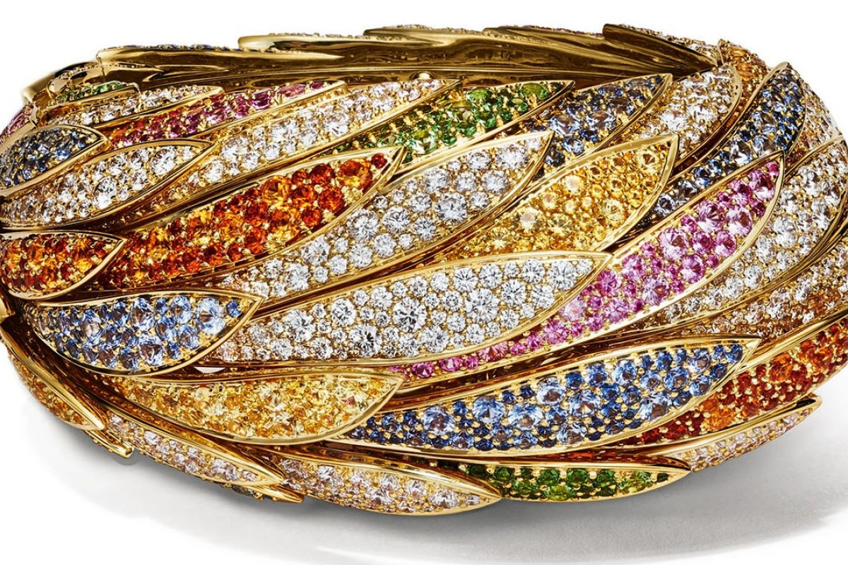 Bulgari, Chanel, Graff, De Grisogono, Tiffany & Co. and John Hardy offer earrings, cuffs, bangles and necklaces