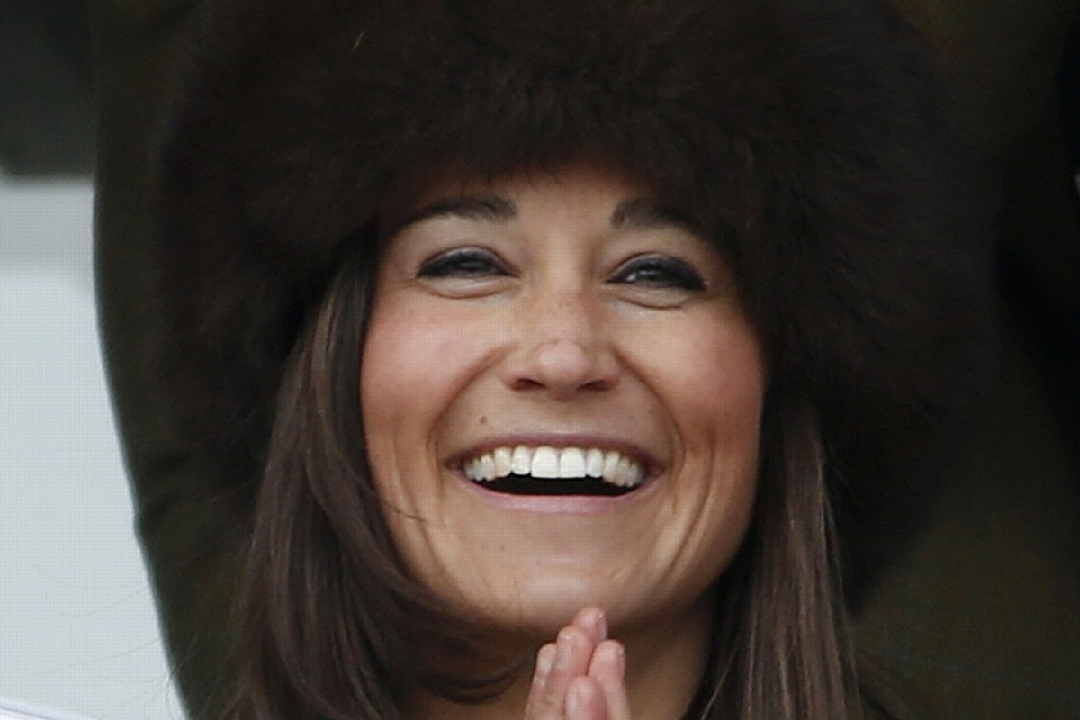 Pippa Middleton, the sister of Catherine, the Duchess of Cambridge. Photo: REUTERS