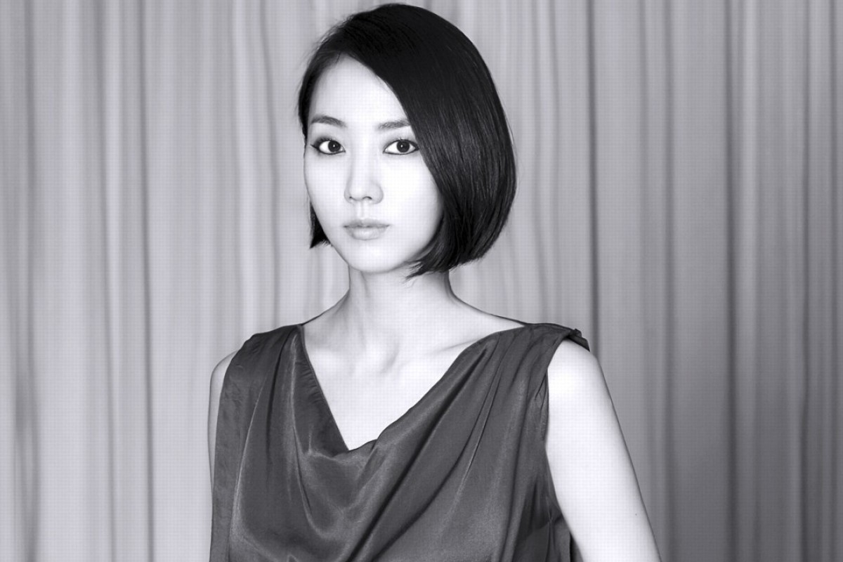 Jung Mi-sun, the designer behind Korean fashion label Nohke.