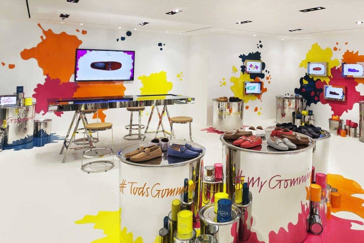 Tod's My Gommino Pop Up