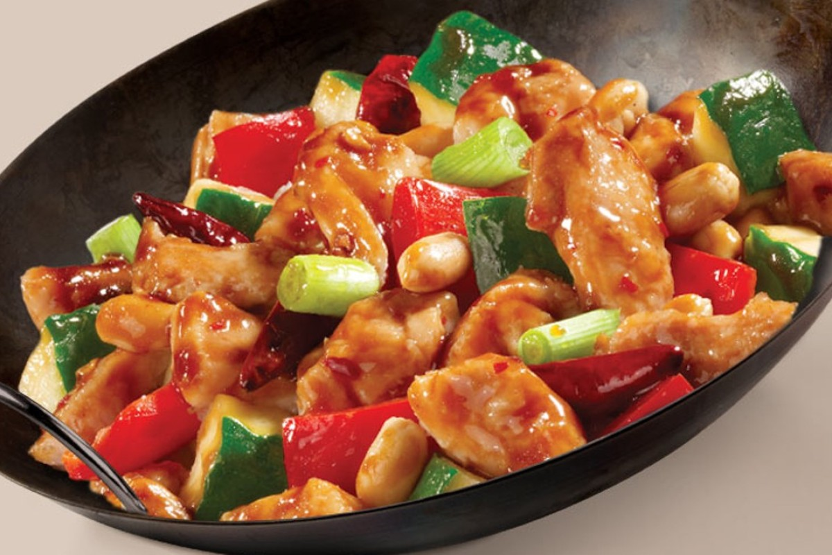 Panda Express' kung pao chicken. Pictures: Alamy