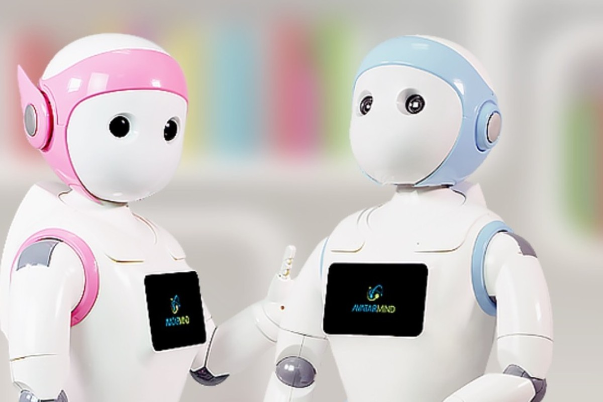 five chinese robots at ces asia that won hearts style magazine