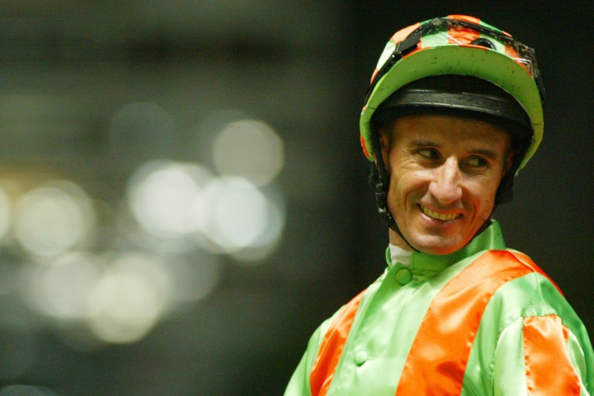 Jockey Glen Boss. Photo: Kenneth Chan