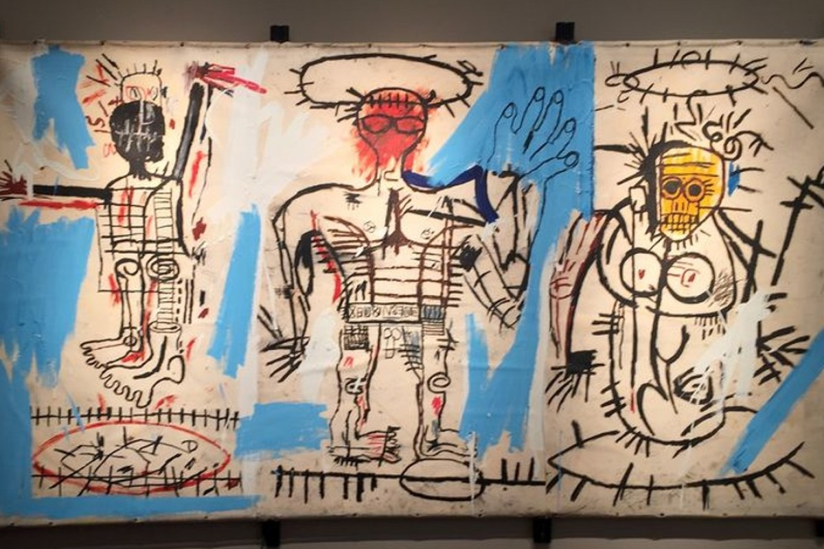 'Baby Boom' by Jean-Michel Basquiat