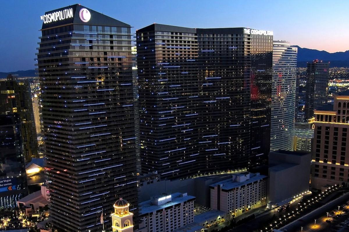 The Cosmopolitan Las Vegas Peek inside this