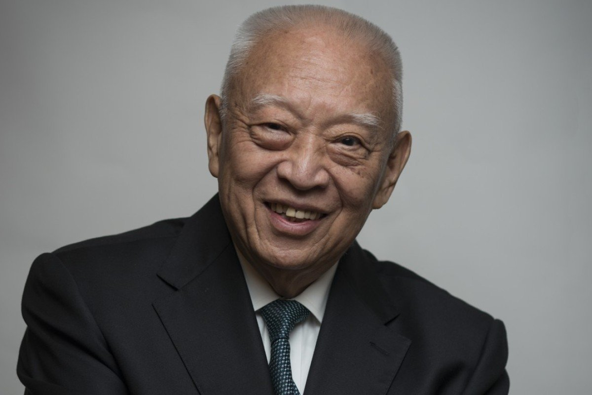 Tung Chee-hwa, who this week celebrates his 80th birthday. Portrait: Antony Dickson