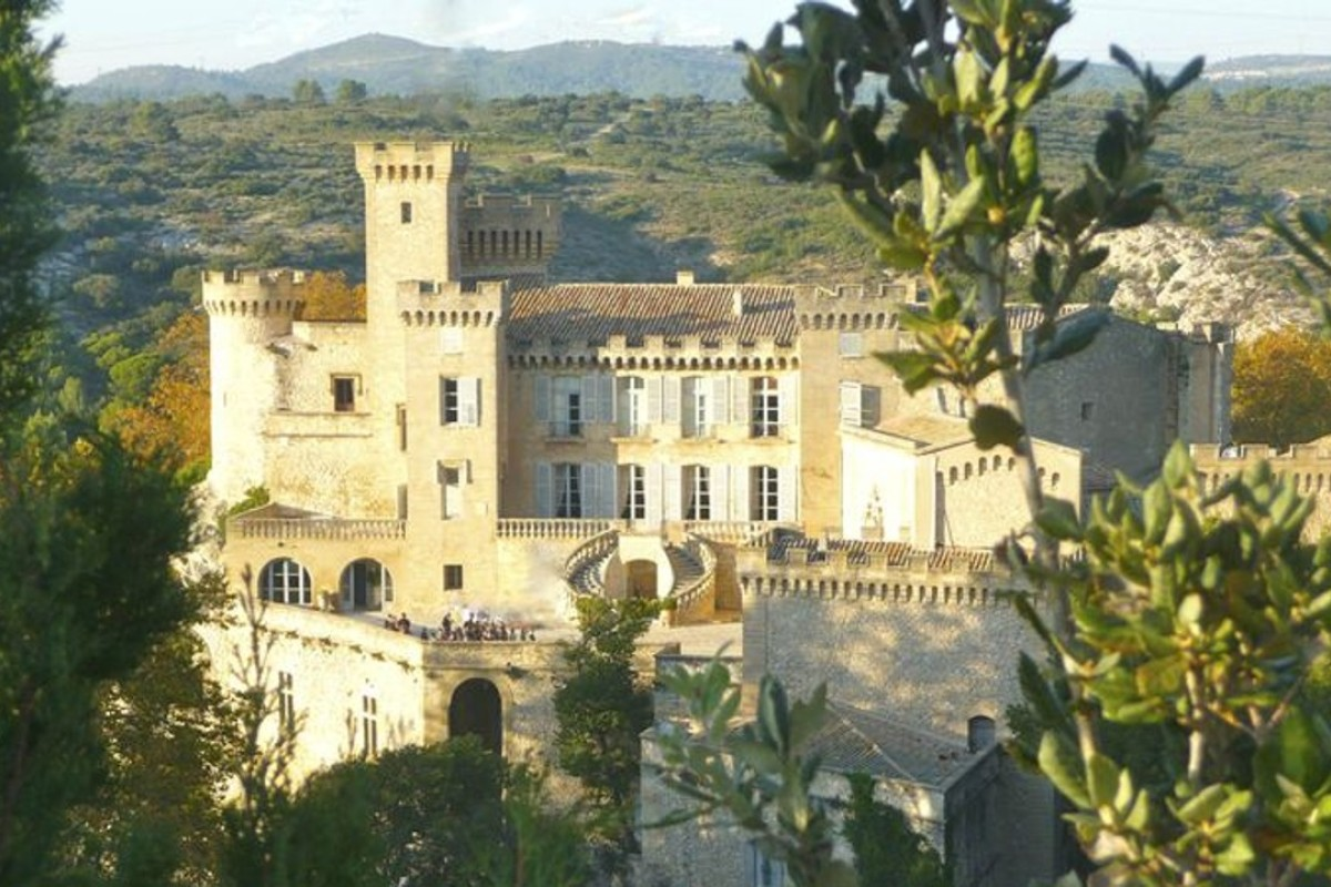 This US$17 million French castle has sold only once in 500 years