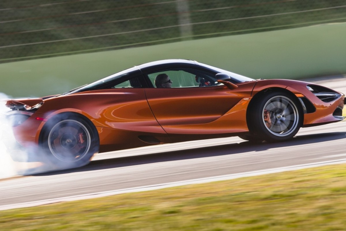 McLaren's new supercar 720S now available in Hong Kong