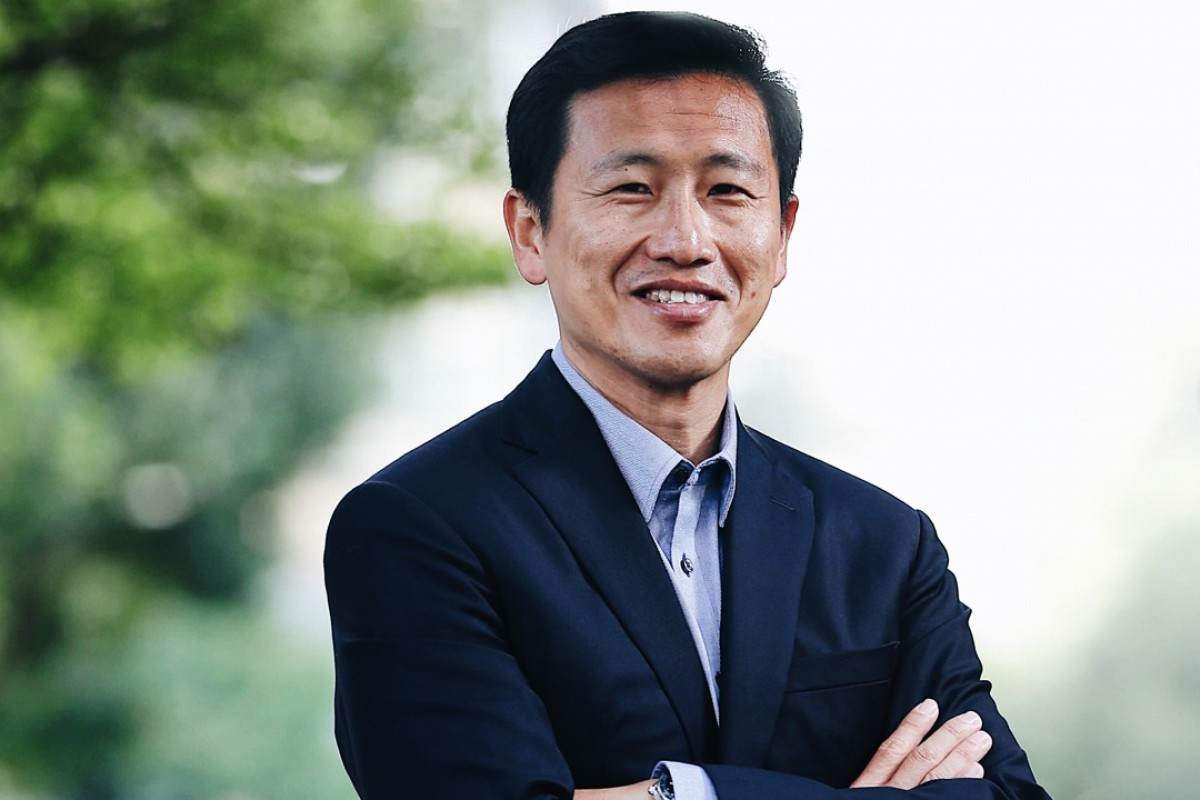Ong Ye Kung, Singapore's minister for education, has a unique background that may make him well-suited for more leadership roles in the government. Photo: Singapore Ministry of Education