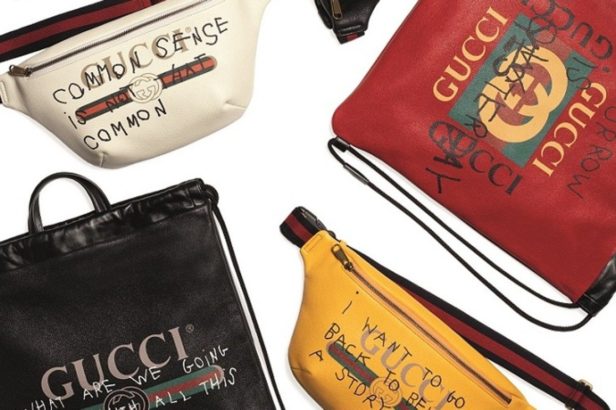 Gucci is collaborating with the Spanish artist Coco Capitán.